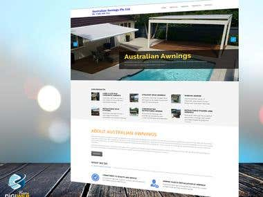 australianawnings.com.au (wordpress)