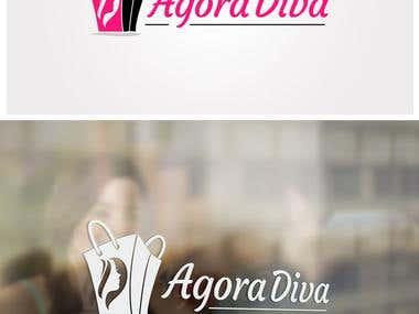 Agora Diva Logo