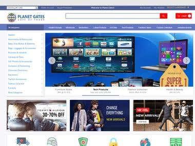 Magento Online Store Development