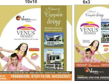 Venus Homes, Independent House Project