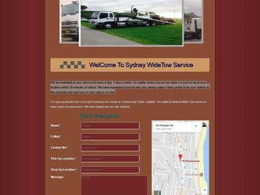 Sydney WideTow Service