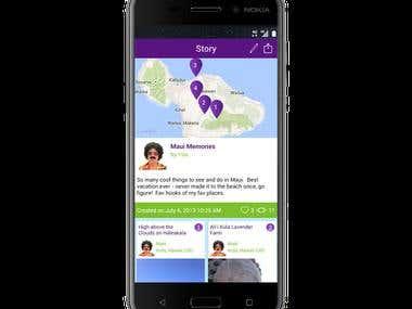 MapHook Mobile App