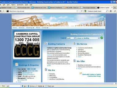 Canberra Capital Construction Group