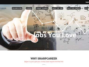 http://sharpcareer.in/