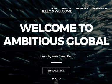 Ambitious Global