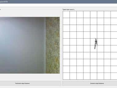 Drone Position Estimation System