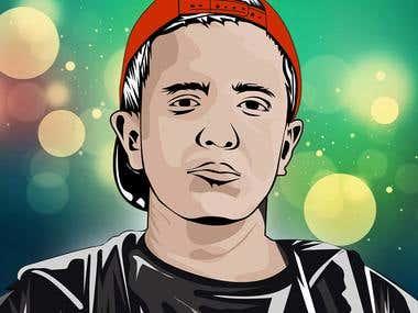 Rap boy