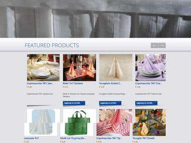 Glamour non woven | A Magento eCommerce Store