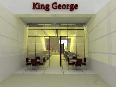 King George Interior