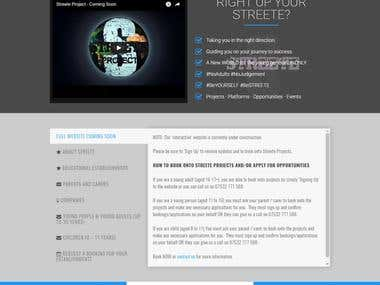Streete Project – A World of Your Imagination