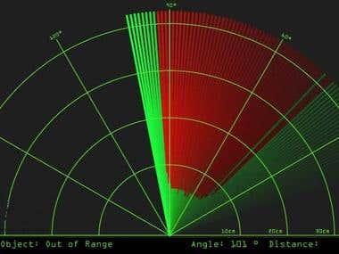 Arduino Radars