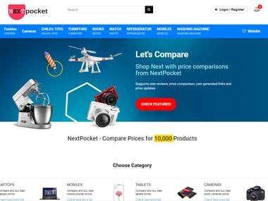 WordPress Ecommerce Comparisons Website
