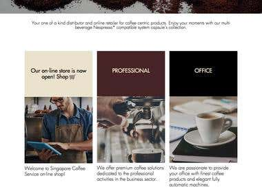 SSC COFFEE A SHOPIFY STORE