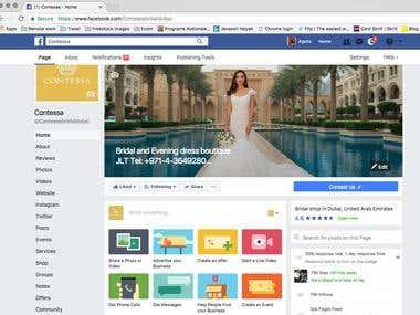 Contessa Bridal Dubai