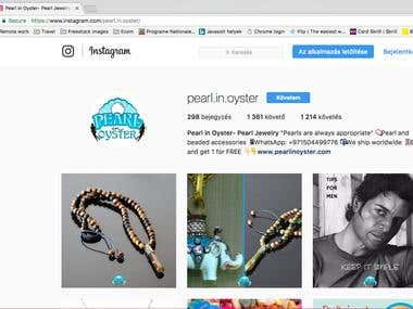 Pearl In Oyster – online jewellery shop