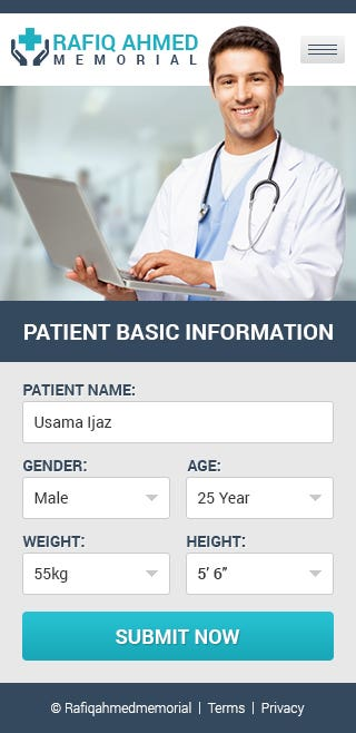 Manage Doctor Android App.