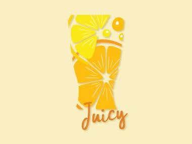 Juicy Logo Design