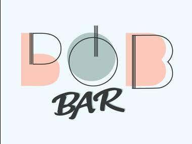 BOB bar logo