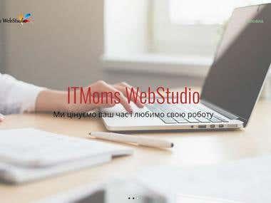 ITMoms WebStudio site