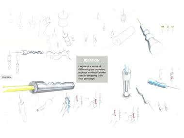 Dolmen Medical Design Sketch Contest