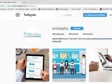 Smartseha – healthcare app – startup in Dubai