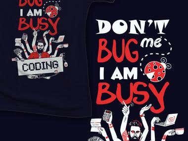 TShirt Design for Coders