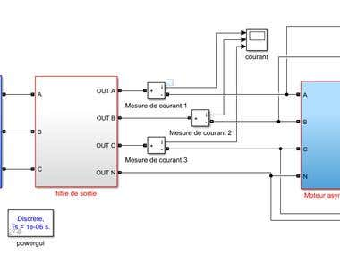 design and dimensioning of three phase inverter with lcl fil