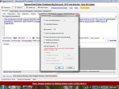 Blog posting or blog side link building