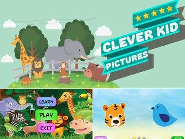 Clever Kids. Pictures