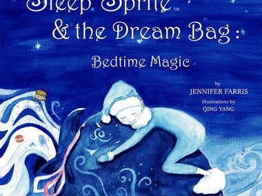 Sleep Sprite and the Dream Bag