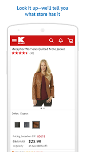 Ecommerce App (KMart)