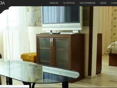 hotelahrida.com
