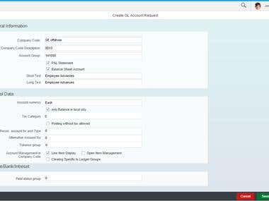 Fiori App for SAP FI