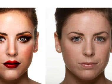 make up editing