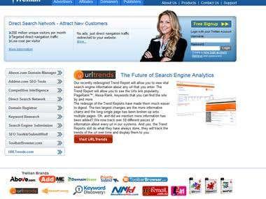 Trellian Website
