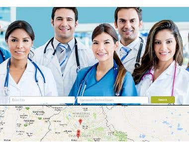 Doctor online booking system