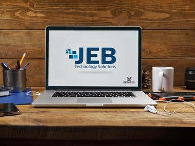 Logo Design for JEB Technology Solutions.