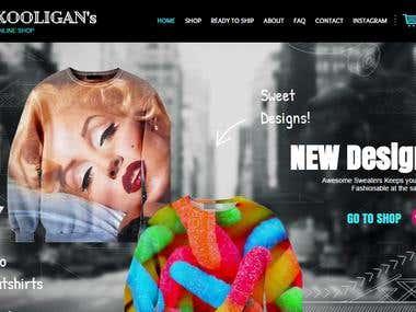 Kooligan's Online Shop