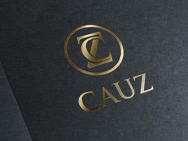 Logo design for Cauz Group