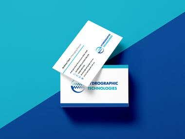 Branding for Hydrographic Technologies