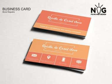 Business card: 4 Concepts