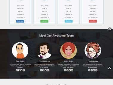 Proto Website