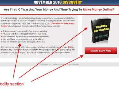 Ebook Websit (Few modification)