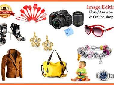 E commerce Image Editing Service
