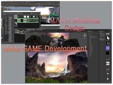 Amazing 3D Modeling Expert & 3D Environment Builder