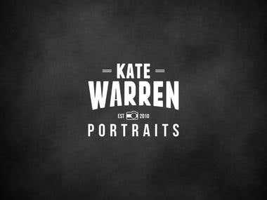 kate warren portraits
