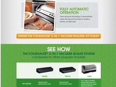 Food Saver Tv Sales
