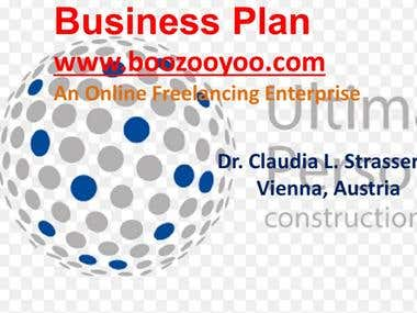 Business Plan for an International Freelance Site