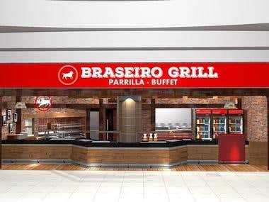 Braseiro Grill