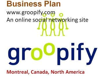 Business Plan for Online Social Networking Site